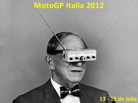MotoGP Italia 2012: dónde verlo por televisión