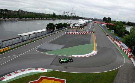 La GP2 y la ronda canadiense que no pudo ser