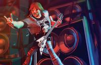'Guitar Hero' dispara la venta digital de canciones