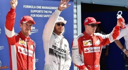 Ferrari quiere mandar en el Gran Premio de Italia y lo muestra con una gran clasificación