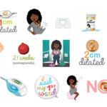 Tres mamás crean el teclado de emoticonos definitivo para hablar de la maternidad