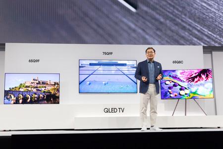 Samsung Smartvs 2018
