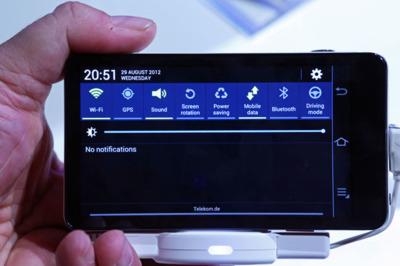 Toma de contacto con la Samsung Galaxy Camera, la compacta con Android 4.1 (Jelly Bean)
