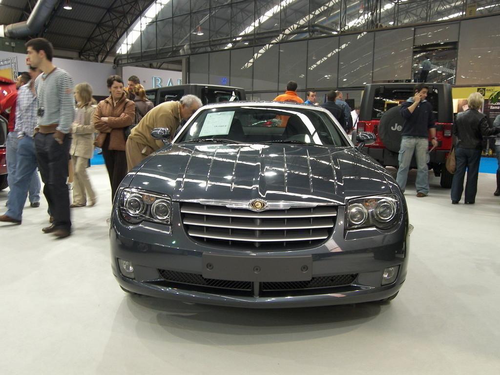 Foto de Chrysler Crossfire en el Salón de Vigo (1/14)