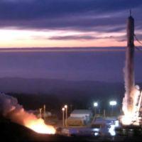 El cohete Falcon 9 de SpaceX está en forma para un próximo lanzamiento, ahora quieren aterrizar en el mar