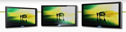 Nuevos televisores de Samsung