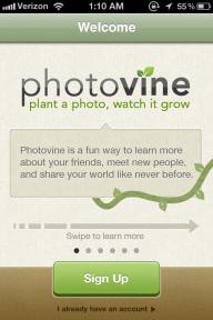 App Photovine