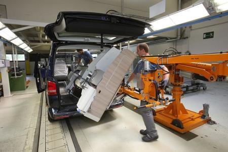 Volkswagen T5 California - 50.000 unidades producidas