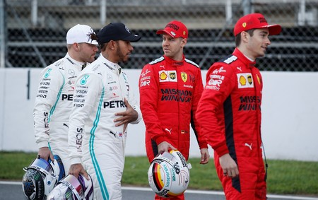 Vettel Barcelona F1 2020 3