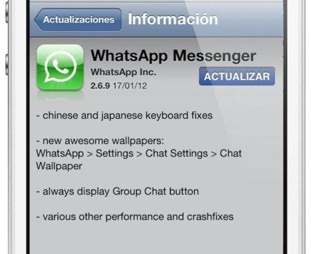 WhatsApp vuelve a estar disponible sin explicar por qué fueron retirados de la App Store