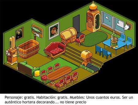 Habbo Hotel - Hortera