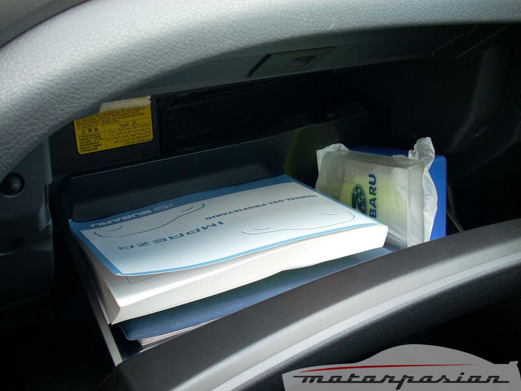Foto de Subaru Impreza Sport (prueba) (12/32)