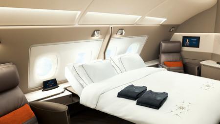 Suites Singapore Airlines