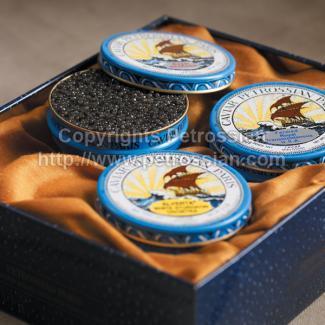Petrossian introdujo el caviar en Paris a principios del s.XX
