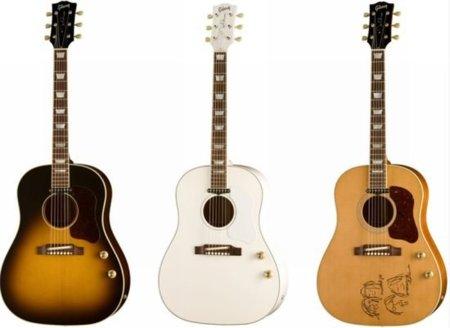 Guitarra limitada por el 70 aniversario de John Lennon