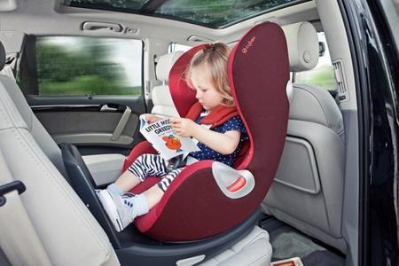 Atención papás, cuidado al comprar las sillas para el coche, se avecinan cambios para los niños