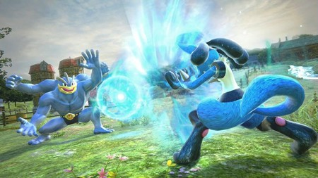 Pokken Tournament4
