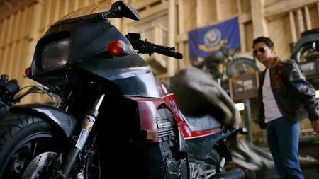 Top Gun Maverick Kawasaki