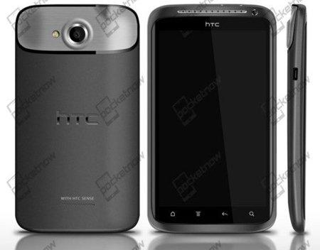 HTC Endeavor, se filtran los detalles del primer smartphone de cuatro núcleos de HTC