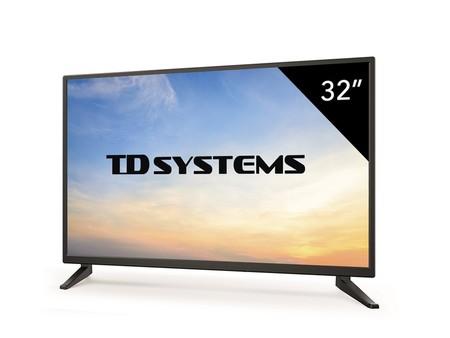 Televisor de 32 pulgadas TD Systems K32DLM7H por sólo 159 euros y envío gratis en Amazon