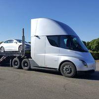 El Tesla Semi podría superar los 800 km de autonomía anunciados, según un probador de la marca