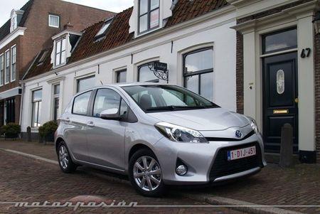 Toyota busca más proveedores en Europa