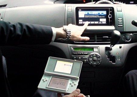 La Nintendo DS y el navegador de Toyota, ahora compatibles