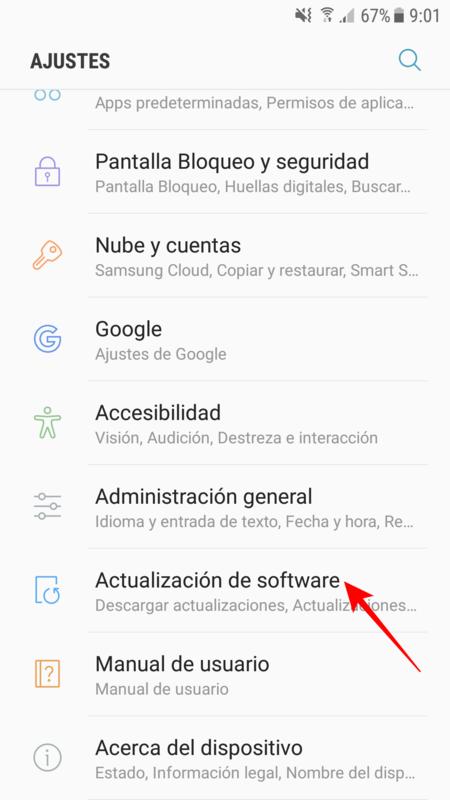 Actualizacion De Software Samsung