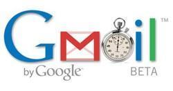 gmail google logo cronómetro