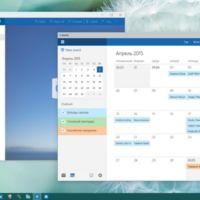 Las ventanas emergentes muy cerca de llegar a Correo y Calendario para Windows 10