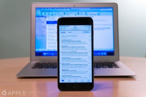 Microsoft Outlook para iOS, análisis