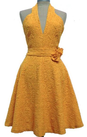 ¿Fascinada por la moda de los 50? Debes conocer Anita Mc Enzy