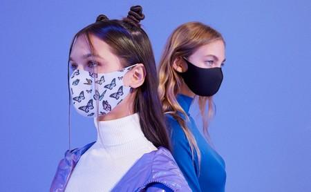 """Es oficial: el Grupo Inditex se adentra a la """"nueva normalidad"""" y Bershka lanza su primera (y completa) colección de mascarillas"""