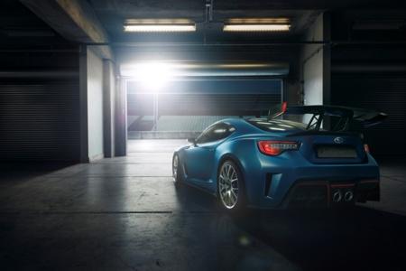 Subaru Sti Performance Concept 1