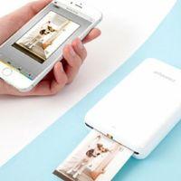 Polaroid Zip Instant, la impresora para tu dispositivo iOS que te retrotraerá a los ochenta