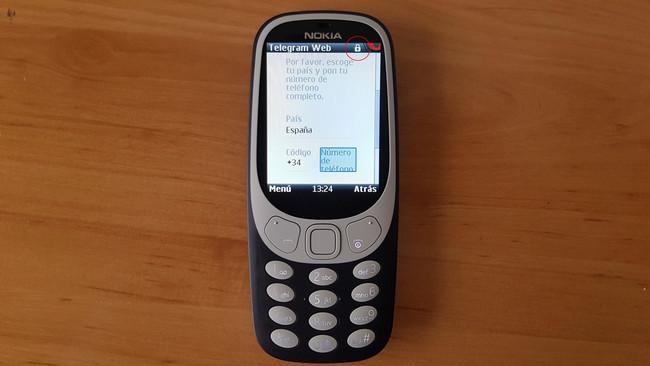 Telegram Nokia