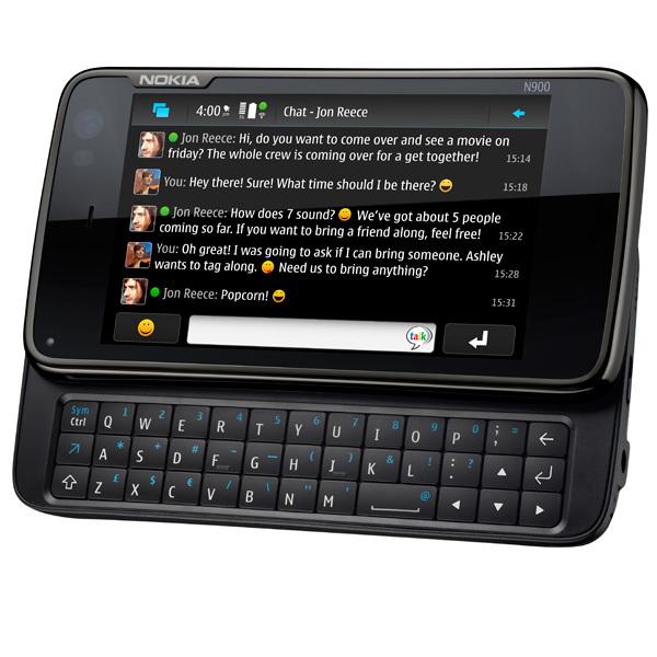 Foto de Nokia N900 (3/8)