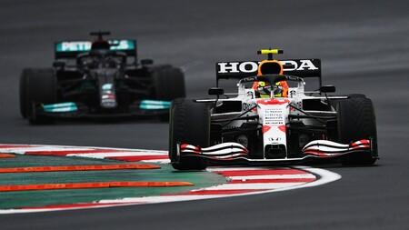Perez Turquia F1 2021