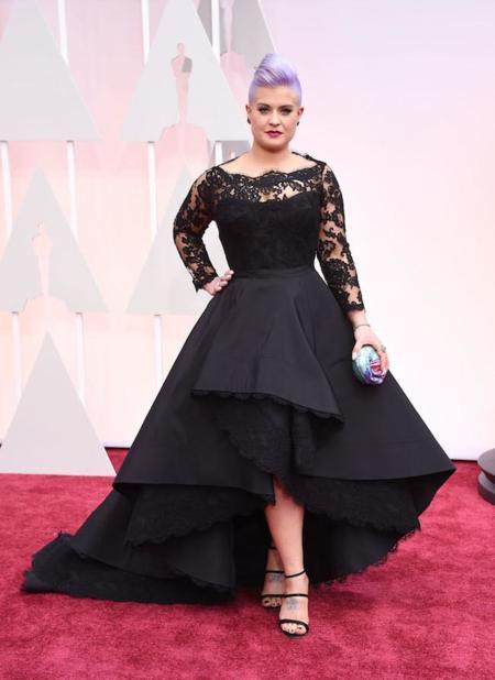 Kelly Osbourne Oscar 2015