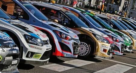 Citroën ya rueda con la evolución de su DS3 WRC para 2015