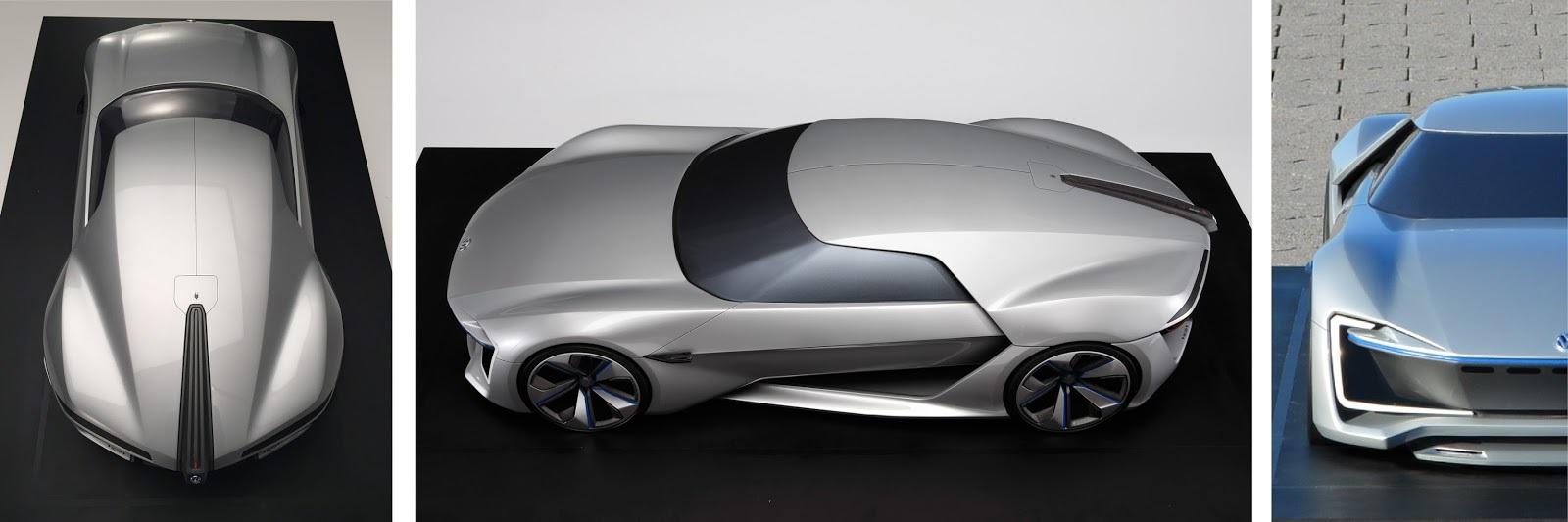 Volkswagen Gt Ge Concept 9 14
