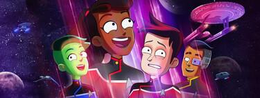 'Star Trek: Lower Decks': la serie en Amazon es una desternillante comedia que respira amor por la franquicia