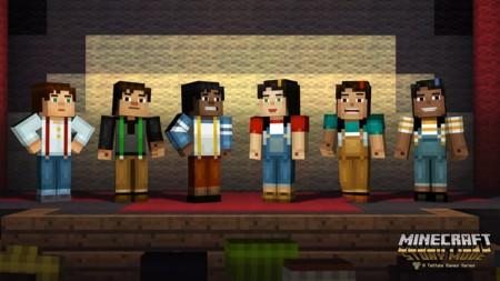 Minecraft Story Mode 3180317