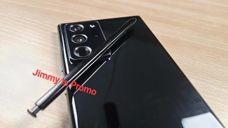 Samsung Galaxy Note 20 Fotos Filtradas