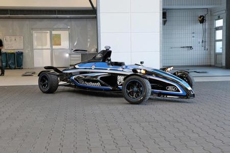 El Fórmula Ford 1.0 Ecoboost recorre el Nordschleife en 7:22