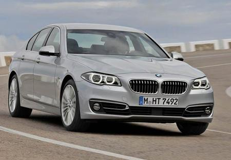 BMW lanza el renovado Serie 5 en México