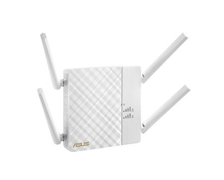 El ASUS RP-AC87 es un repetidor Wi-Fi que busca ofrecer buenas prestaciones en un diseño discreto
