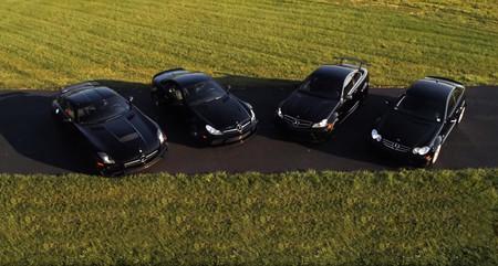 ¡Lote de ensueño! A subasta este impresionante cuarteto de AMG Black Series
