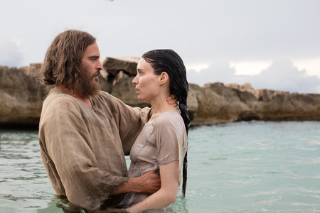 Rooney Mara y Joaquin Phoenix protagonistas de 'María Magdalena'