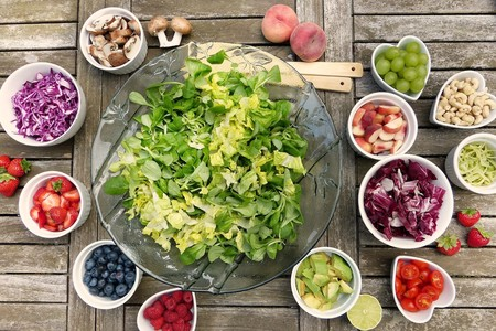 Las tendencias en alimentos saludables para el 2019